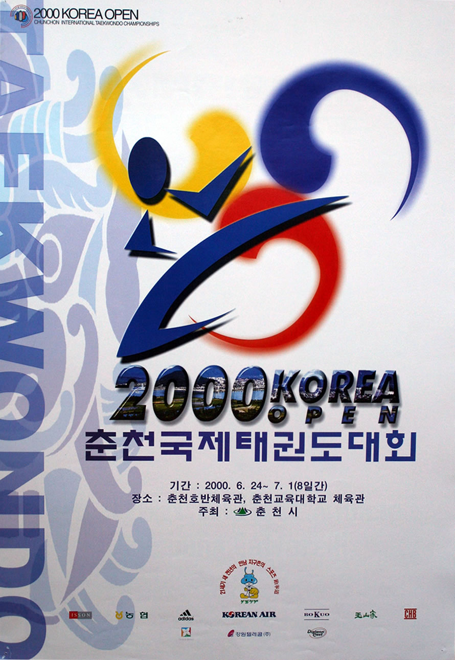 Korean Open 2000a